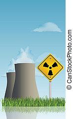 pianta potenza nucleare