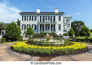 piantagione, storico,  Louisiana,  nottoway