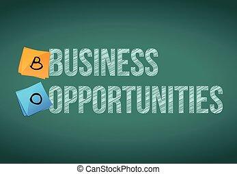 piantoni, affari, opportunità, segno