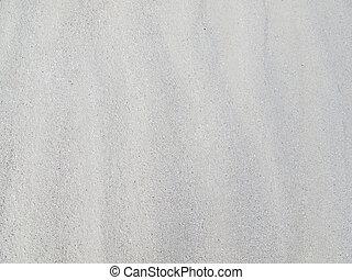 piasek plaża, biały, czysty