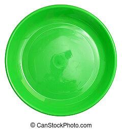 piastra, verde