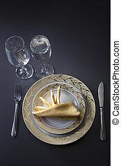 piastre, coltelleria