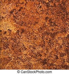 piastrella, terra, ceramica, tono