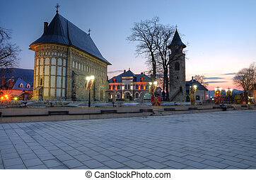 Piatra Neamt, Royal Court