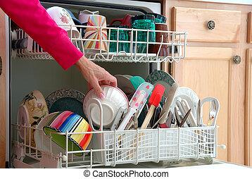 piatti lavaggio