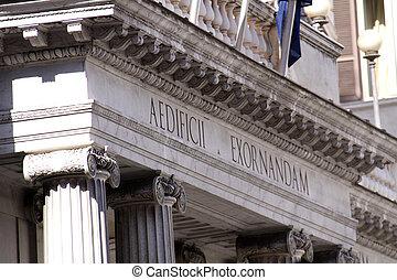 Piazza Colonna - Piazza Colonna, Rome