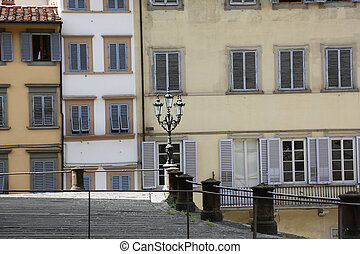 Piazza dei Pitti Florence