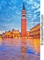 Piazza San Marko, Venice