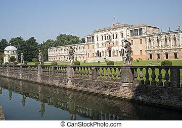 Piazzola sul Brenta (Padova, Veneto, Italy), Villa...