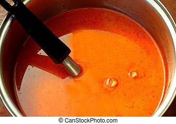 piccante, salsa