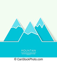 picchi, montagne, nevoso