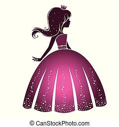 piccola principessa, bellezza