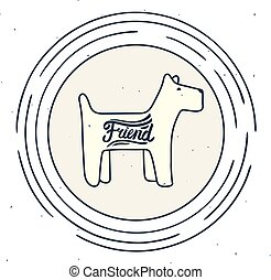 piccolo cane, segno