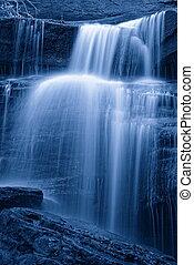 piccolo, cascata