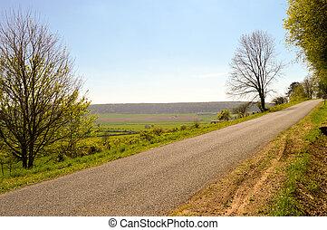 piccolo, strada winding