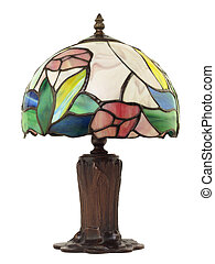 piccolo, vetro, lampada, contenente piombo