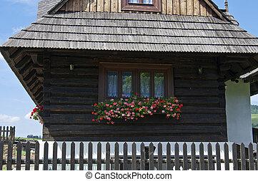 Piccolo finestra metallo tetto abbaino foglio for Versare piani casa dormer