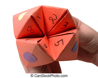 Pick A Number... - Remember these from grade school? Kid's...