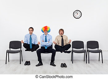 Pick the average candidate for the job