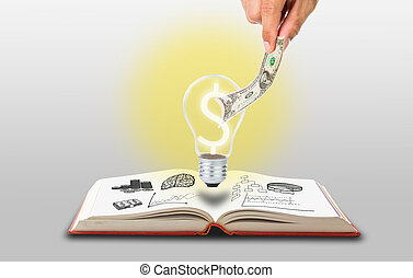 Pick up money for your idea - Pick up money for your idea...