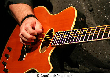 Picker 7 - Guitar Player