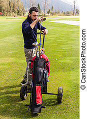 Picking the right golf club