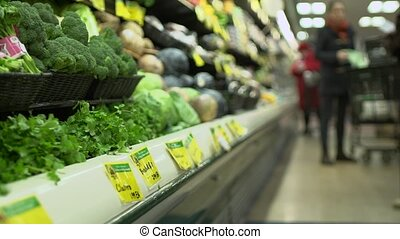 Picking up groceries from the store (5 of 8)