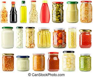 pickled, питание