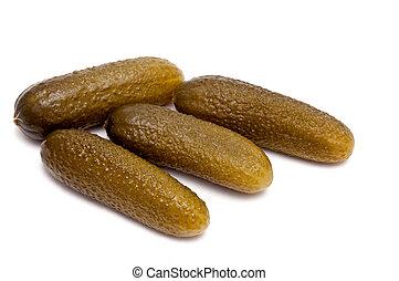 pickles, vert