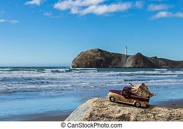 Pickup Truck Castlepoint
