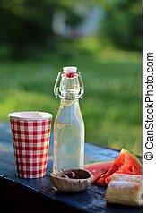 picnic, estate