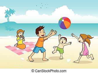 picnic, famiglia