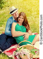 picnic romance
