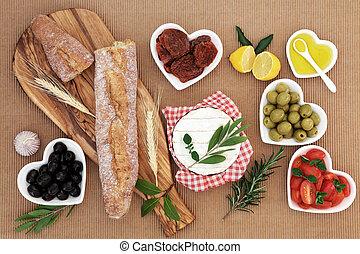 picnic, tempo