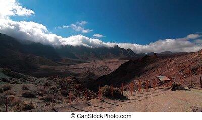 Pico Del Teide, Mirador Llano De Ucanca, Tenerife, Spain -...