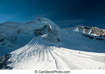 pico montanha, allalinhorn