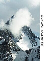 pico montanha
