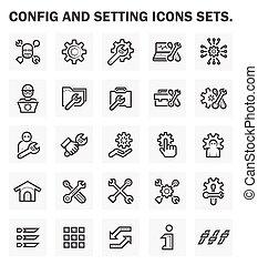 pictogram, config