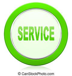 pictogram, dienst