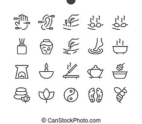 pictogram, enkel, 24x24, stroke., klar, alternativ, perfekt...