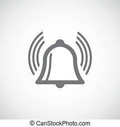 pictogram, klok