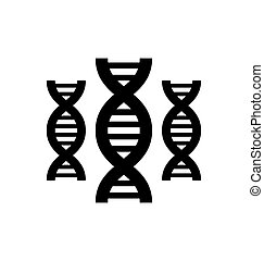 Pictogram of DNA