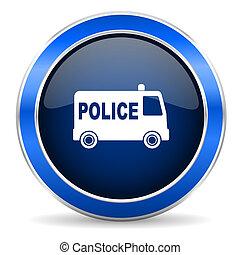 pictogram, politie