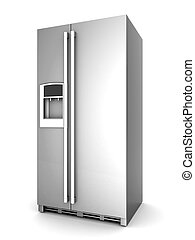 beautiful refrigerator - Picture a beautiful refrigerator on...