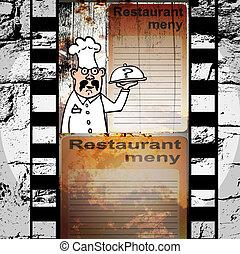 picture chef menu