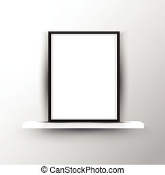 picture frame on shelf 3103
