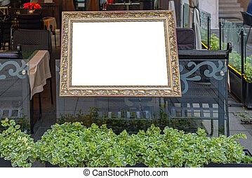 Picture Frame Restaurant