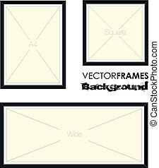 picture frame backgrounds