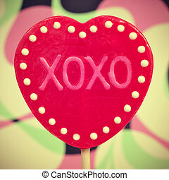 XOXO, hugs and kisses