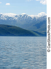 Lake Prespa, Macedonia - Picture of a Lake Prespa, Macedonia